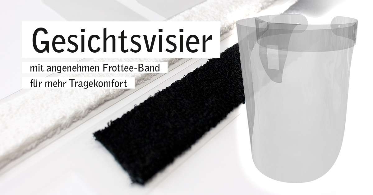 Frottee-Band