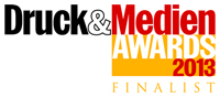 Druch&Medien Awards 2013 Finalist