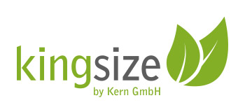 Logo KingSize by Kern GmbH